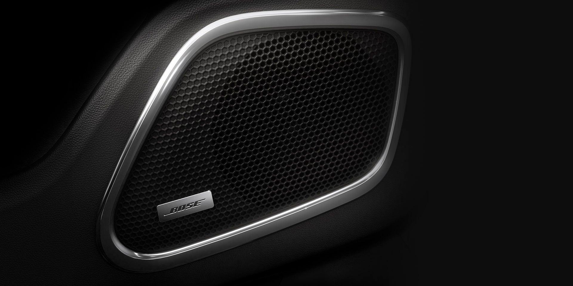 Bose Car Speakers >> Renault Kadjar Bose Automotive