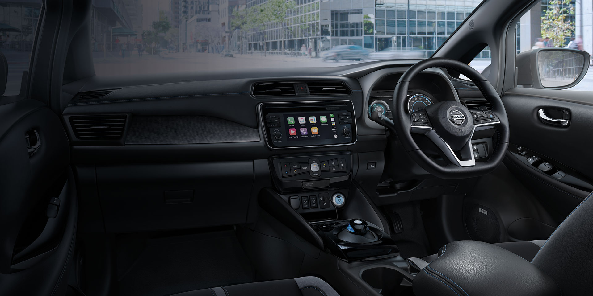 Nissan Leaf   Bose Automotive